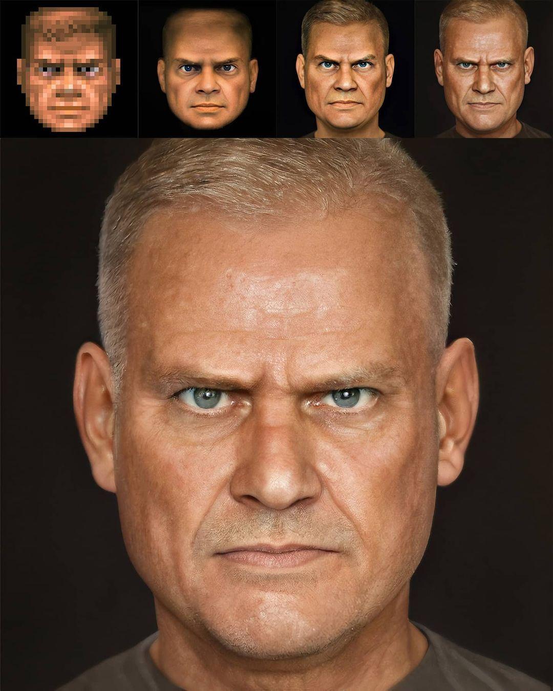 Bas Uterwijk - Doom Guy