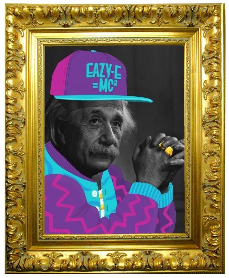 Cool Einstein