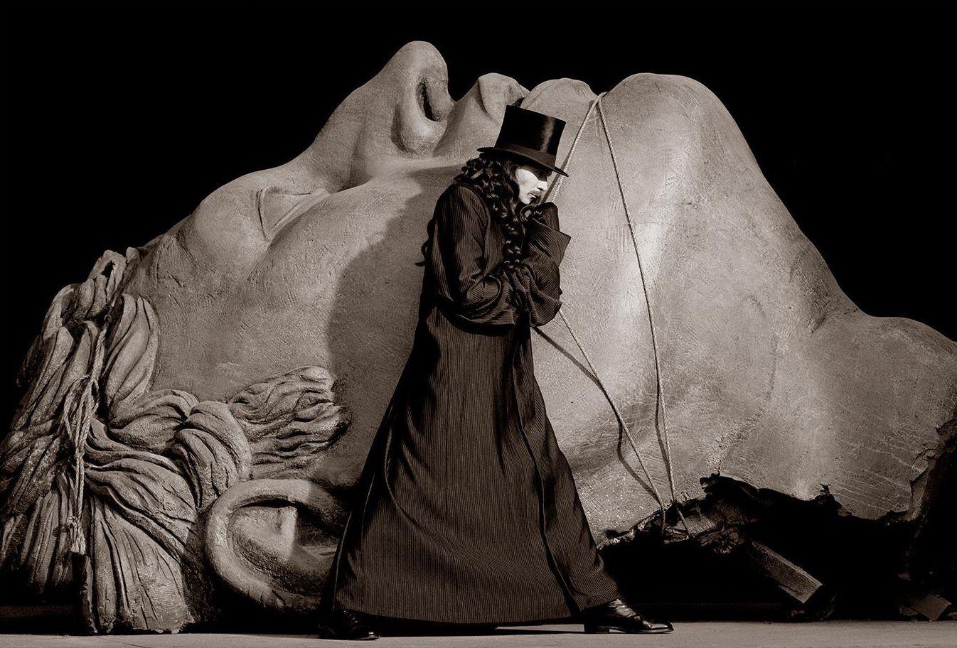 Gary Oldman as Dracula - Two