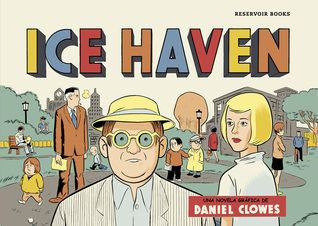 'Ice Haven' by Daniel Clowes