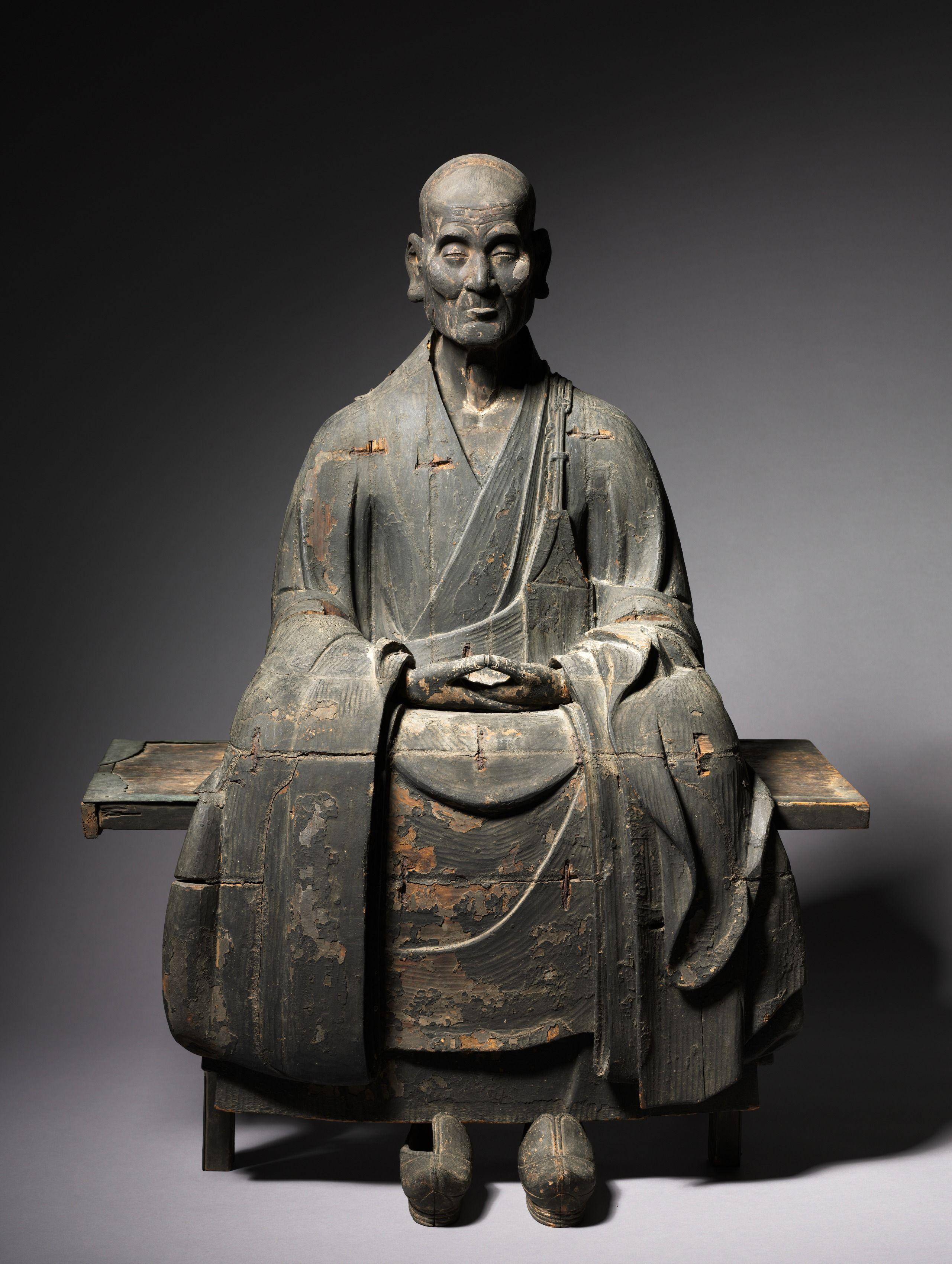 Portrait of Hotto Enmyo Kokushi