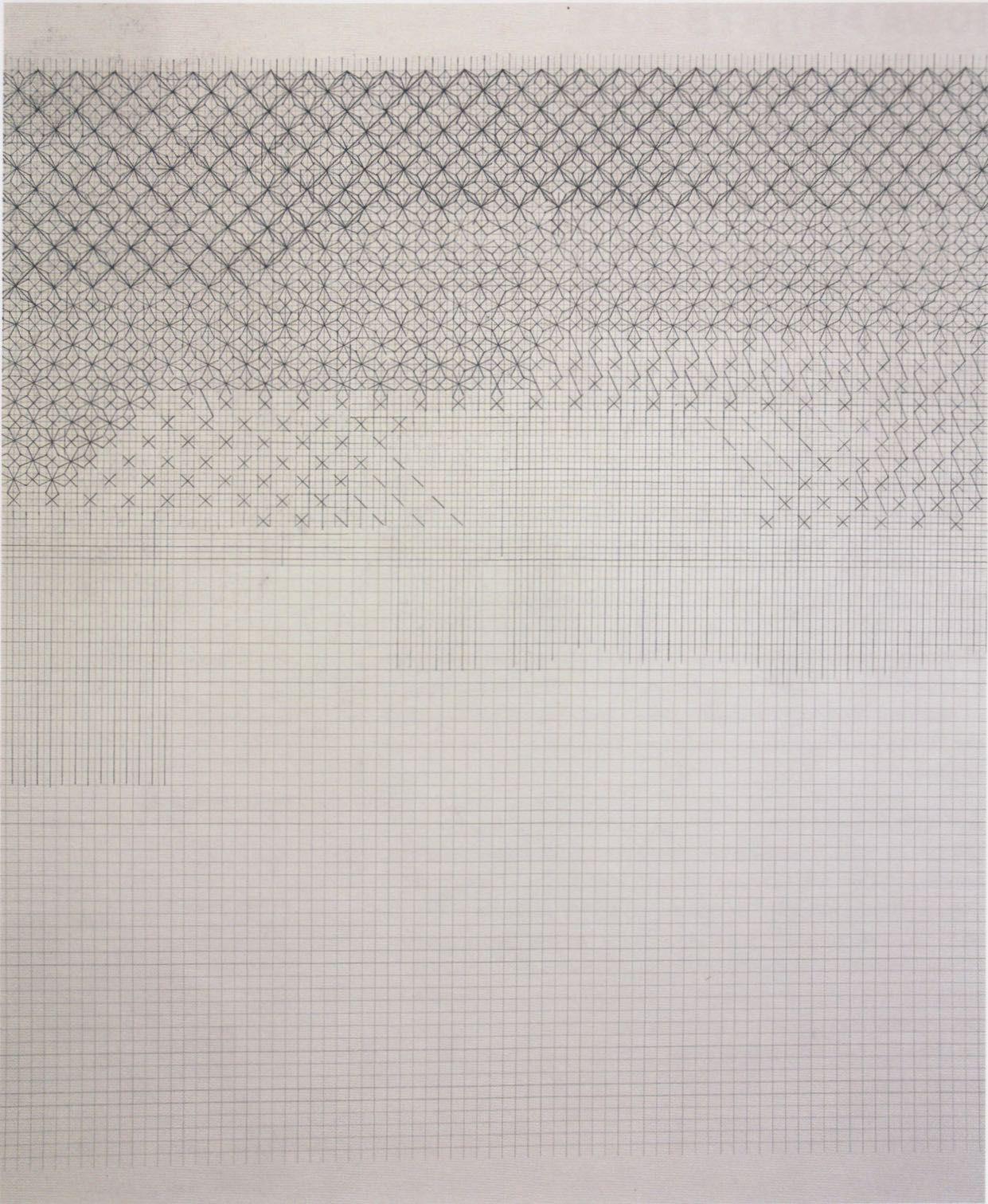 Pattern Study 1 by Yun Shin