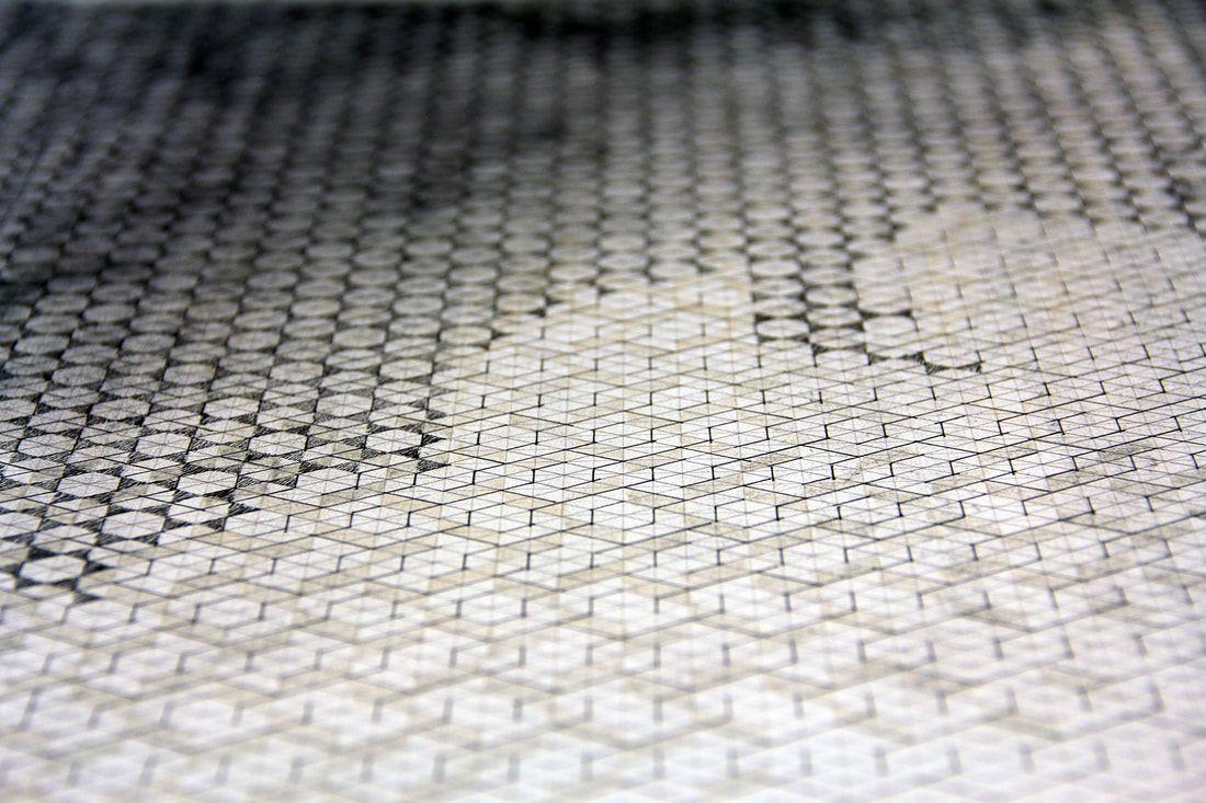 Pattern Study 2 by Yun Shin